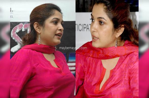 actress ramyakrishnan actress-car