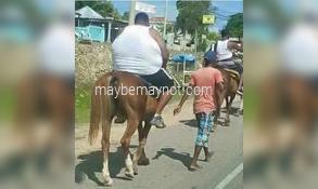 horse-riding horse-race