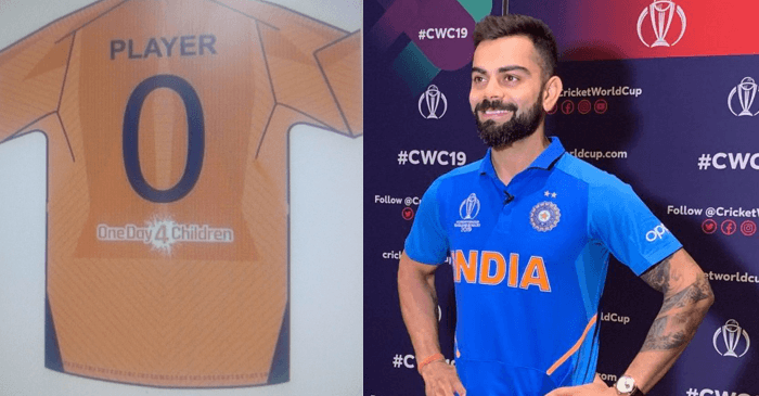 Image result for India in orange jersey